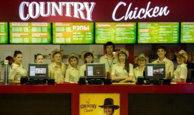 Аквапарк Лебяжий бистро Country Chicken