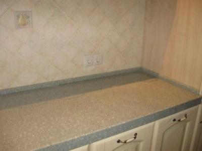 Изделия - Искусственный камень - Pebble Aqua PA860