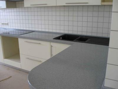 Изделия - Искусственный камень - Sanded Grey SG420 и подсветка