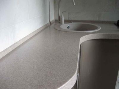 Изделия - Искусственный камень - Sanded Vermillion SV430