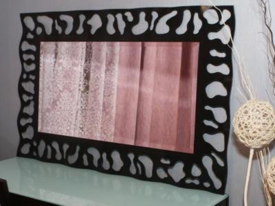 Искусственный камень -Зеркало